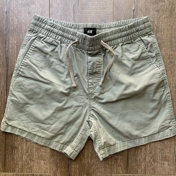 Men S H M 100 Cotton Board Shorts